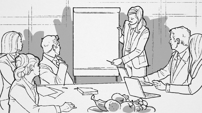 Storyboard, Zeichner Odenthal