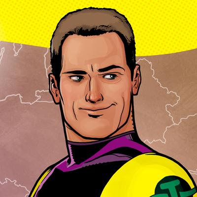 Mr. Travelix Comic
